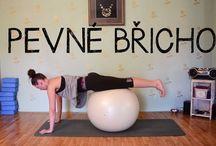 Zdravotní fitnes  cvičení