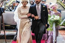 Waterers 'Mr Selfridge' Style Inspiration / Getting Married? Want to look as good as Mr Selfridge? Come to Waterers and get your suit for your big day!
