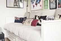 Teenager bedroom (boy) / como decorar una habitación de un adolescente (chico).