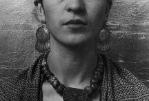 People:  Frida Khalo