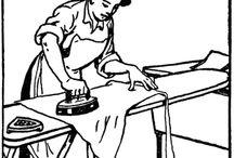 sewing / by Ann Ball