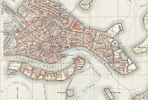 Venice old maps