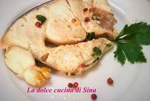 Secondi piatti di pesce / In questa bacheca troverete tutti i secondi piatti a base di pesce