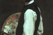 Frédéric Bazille (1841 - 1870) / Art from France.