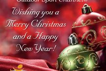 Merry Christmas.  Happy Holidays / From Outdoor Sport Channel® we are wishing you, and your family, a very Merry Christmas and great 2014. Happy Holidays.