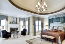 Master Bedrooms / Dream master bedrooms from Beacham & Company.