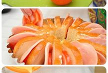 pastel de jamon