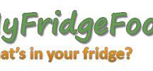Fridge ingredients