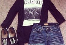 T-Shirt Looks