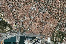 Ciutats des de l'aire