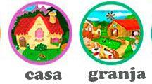 La vivienda / los tipos de viviendas, las habitaciones de una casa, los muebles de una casa