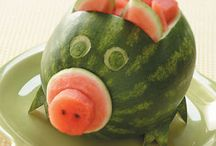 Watermelon Pig / Party