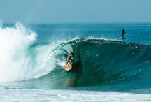 surfing / by Justin King