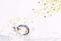 ilustraciones kids