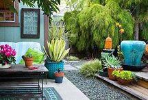 I love my garden/ideas