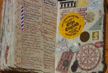Project Aart Travel journal / by Teri S