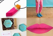 FUSCIA COLOR INSPIRATION - must have by TuscanyLeatherIdeas