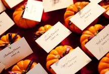 Inspiracie - Jesenna svadba / Inspirations - Autumn wedding ideas