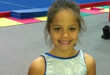 Donate for Abril / Abril is six years old, and she LOVES LOVES LOVES gymnastics and has been part of a team for 6 months. She is currently up for competitions but unfortunately they are expensive so please help us raise some the money so Abril can start her career and dream of being an olympic .