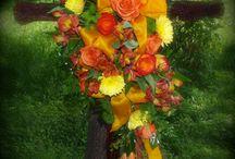 Sympathy Flowers 2 / by Donna Edwards