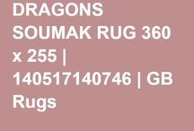DRAGONS SOUMAK RUG 360 x 255 | 140517140746 | GB Rugs