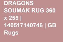 DRAGONS SOUMAK RUG 360 x 255 | 140517140746 | GB Rugs