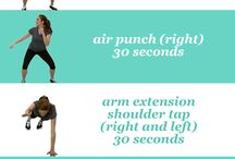 cvičení těhu