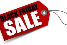 Black Friday, Cyber Monday Sale