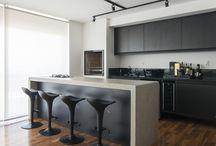 cozinha aberta