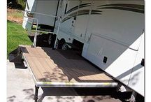 RV Decks and Stairs