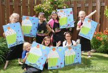 Birthday Party Crafts for Kids