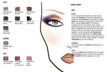 MAC Facecharts