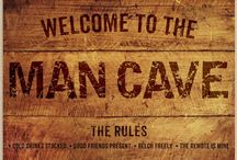 Mancave Calgary