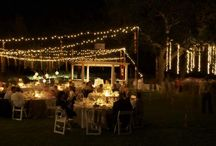 Lighting Outdoors.  / lighting / by Mint Springs Farm