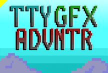 TTY GFX ADVNTR / Images related to TTY GFX ADVNTR