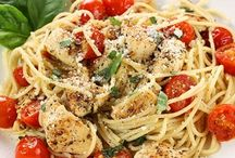 chicken and pasta recipes