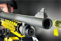 armas en general que llama la atención