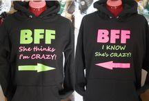 BFF sueter