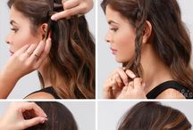 Hair / Fun hairstyles!