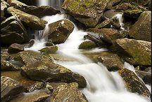 Krajobraz - Wodospad