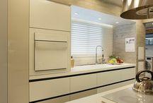 cozinhas bege, nude, off white