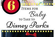 Babies in Disney