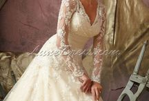 Weddings / Love to have one of these dresses one day and get married  / by Kaitlyn Vanderslice