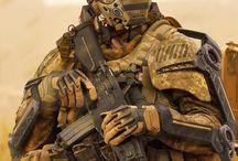Askeri silahlar ve teçhizat