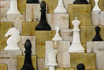 Dipinti scacchi