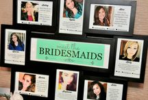 Bridal Party / Everything for the bridal party!