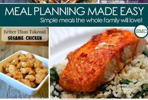 Meal Planning Guides & Tips