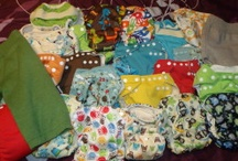 Cloth Diapers <3
