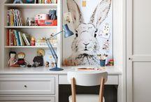 Isa's room