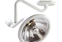 Lighting / The advanced design of Midmark Operating Lights deliver the true, reduced shadow, white light you need to properly match shades, identify details and diagnose tissue. Available in various mounting configurations, including the Track Light Monitor, to meet your operatory design needs.